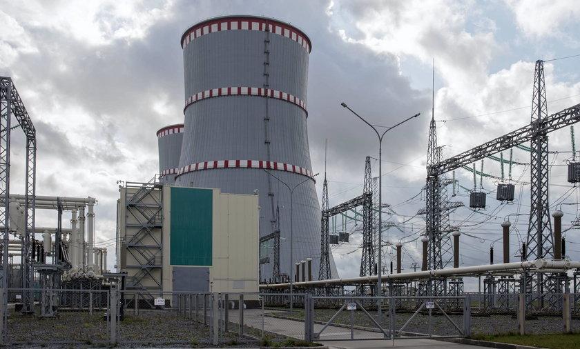 Elektrownia jądrowa w Ostrowcu na Białorusi