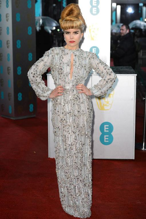 BAFTA 2013: Paloma Faith