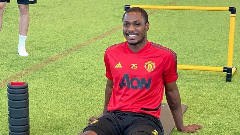 Talks are ongoing between Manchester United and Shanghai Shenhua concerning Odion Ighalo (Instagram/Odion Ighalo)