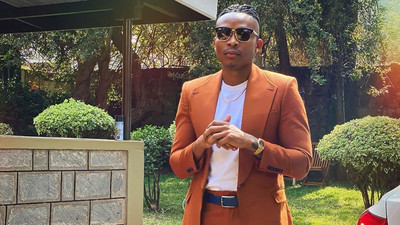 We are asking for what is rightfully ours - Otile Brown tells Uhuru