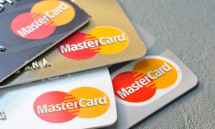 Awaria kart płatniczych