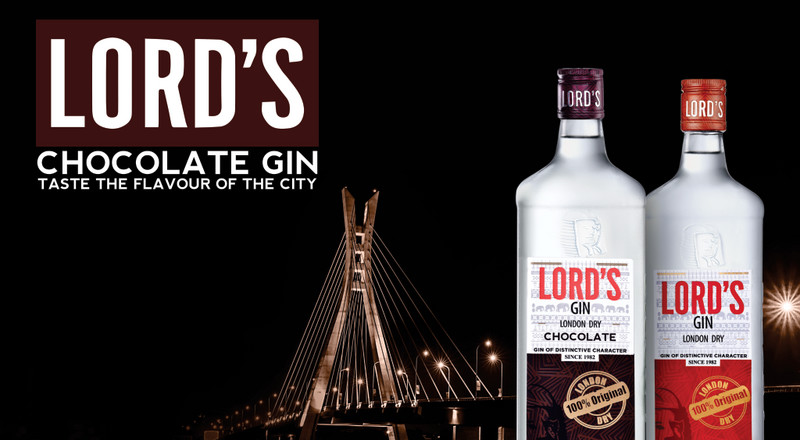 Grand Oak Limited launches Lord's Chocolate Gin