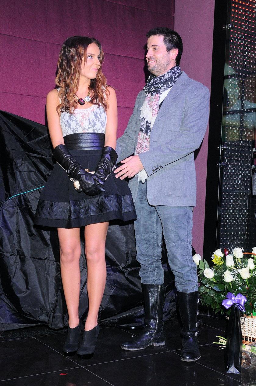 Agnieszka Włodarczyk i Jakub Sićko