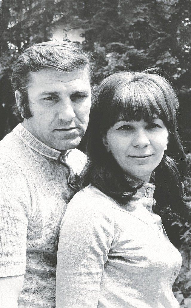 Bata i Lula Živojinović