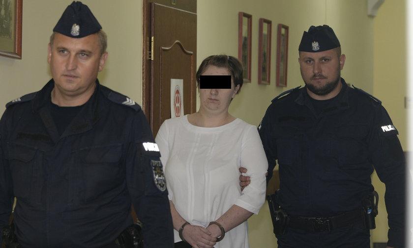Upiorna para z Ciecierzyna znów przed sądem. Rodzice uduszonych noworodków zeznają jako świadkowie