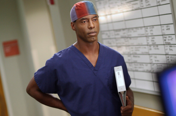 "Isaiah Washington - ""Chirurdzy"""
