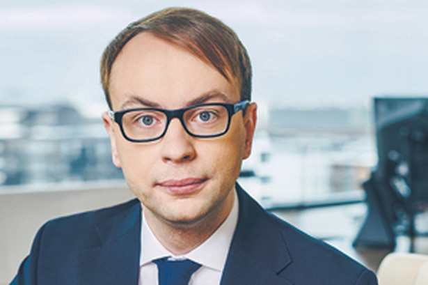 Krzysztof Kozłowski, wiceprezes Banku Pekao