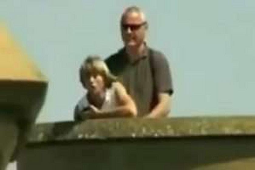 Burmistrz uprawia seks na wieży. FILM od 18 lat