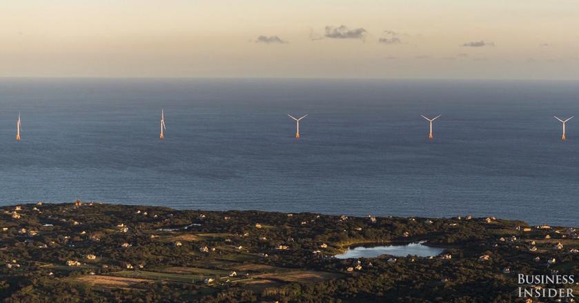 Morskie elektrownie wiatrowe w USA. Amerykanie stawiają na zieloną energię