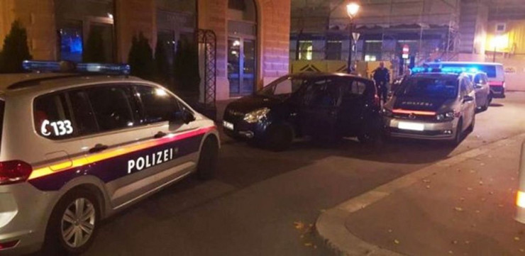 austrija klagenfurt policija