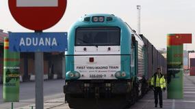 Najdłuższa na świecie trasa kolejowa łączy Chiny i Hiszpanię