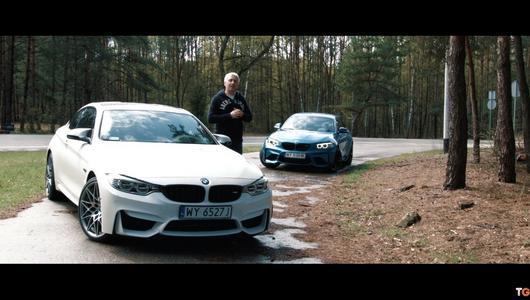 BMW M2 vs. M4 - wybór nie jest łatwy | wideo