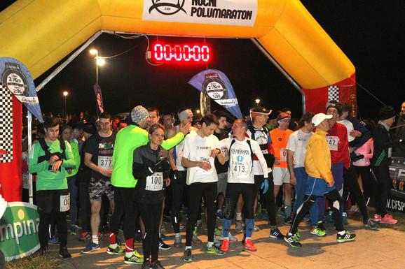 U polumaratonu učestvuje oko 500 takmičara