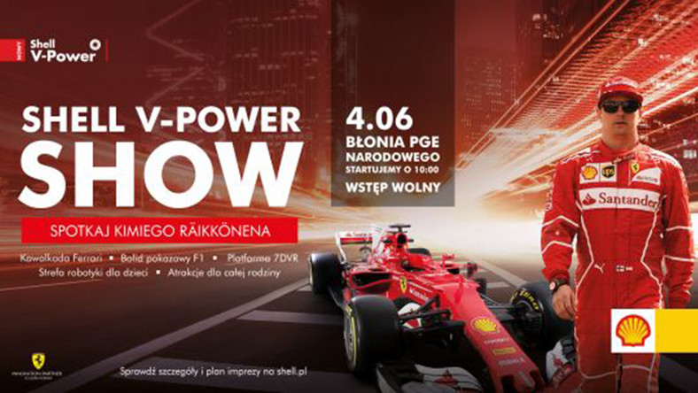 Shell V-Power Show
