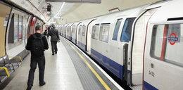 Dramat w metrze. Kobieta wpadła pod pociąg