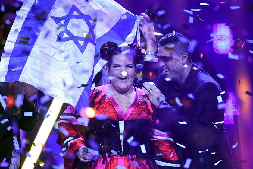 26-letnia Izraelka Neta Barzilaj, ps. Netta