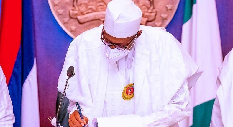 Buhari approves N2.5bn take-off grant for National Senior Citizens Centre. [Presidency]