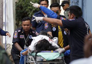Kolejne ataki bombowe w Tajlandii. Dotychczasowy bilans: 4 zabitych