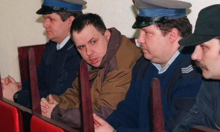 Leszek Pękalski przed sądem.