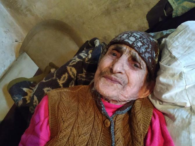 Đurđa je najstarija Srpkinja: Ima 111 godina a kada vidite KAKO ŽIVI, SKAMENIĆETE SE OD TUGE