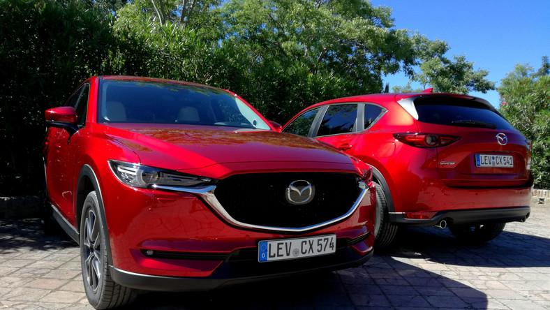 Mazda CX-5 nowej generacji
