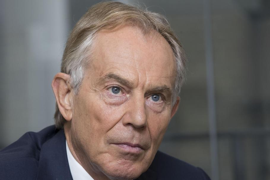 Tony Blair portraits