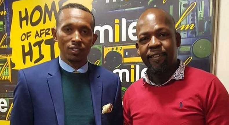 Milele FM boss speaks on presenters Kaka Zema and Dee's fight on live show
