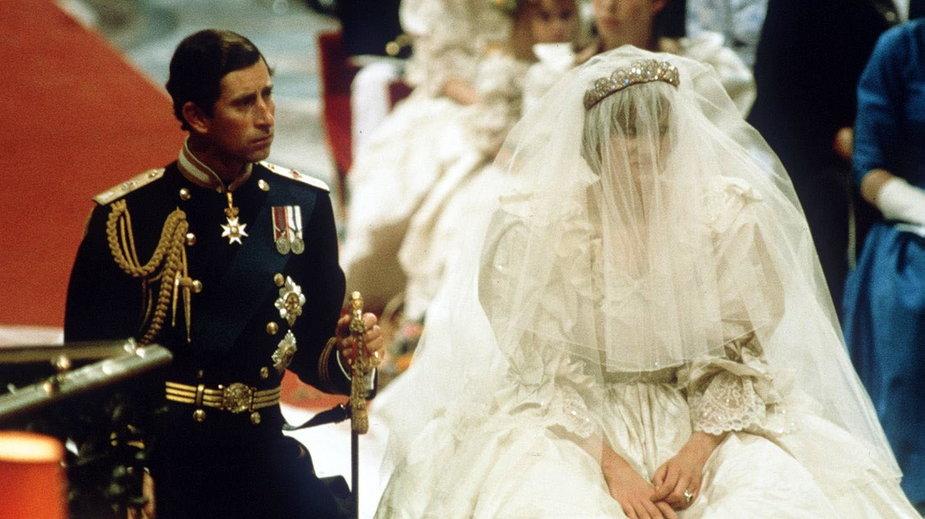 Ślub Diany i Karola