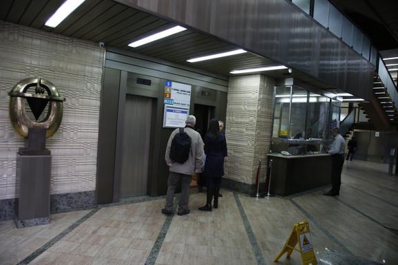 Najbrži lift u prestonici