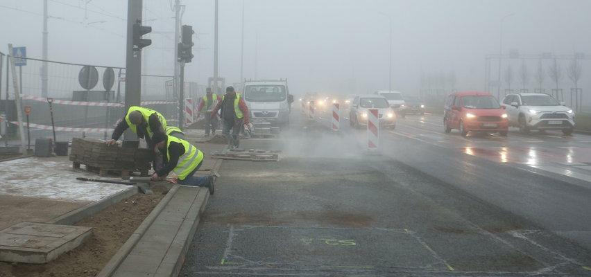 Nowy prawoskręt już prawie gotowy. Kierowcy z południa Gdańska będą zadowoleni!