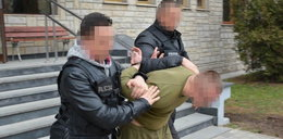 Policja zatrzymała mordercę z Żyrardowa