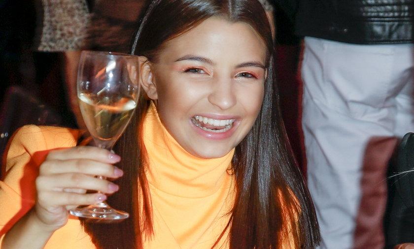 Julia Wieniawa raz poszła do pracy po całonocnej imprezie.