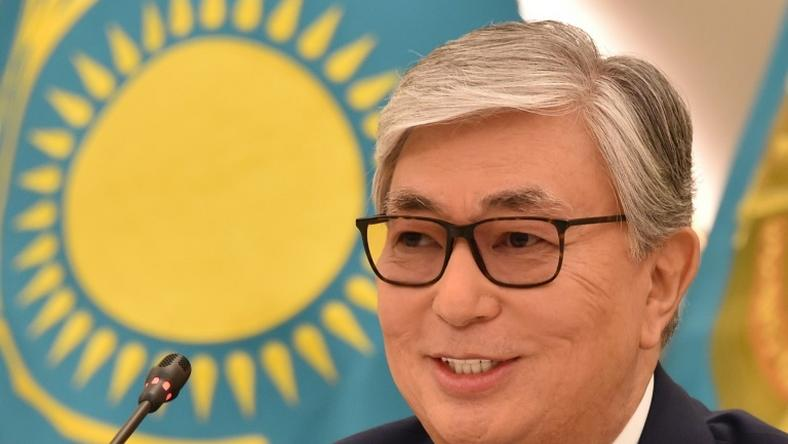 Tokayev has become only the country's second elected president