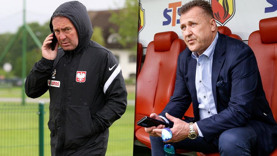 Marek Koźmiński i Cezary Kulesza