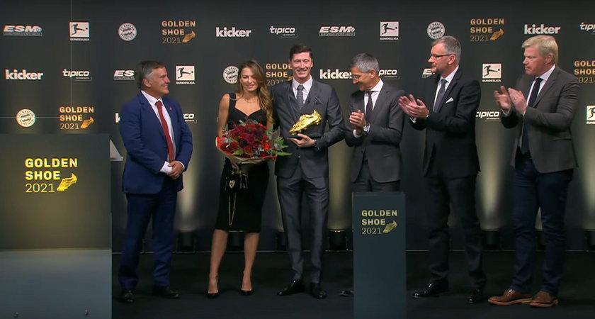 Robert Lewandowski sięgnął po Złotego Buta. Jest najstarszym w historii piłkarzem, który osiągnął ten sukces