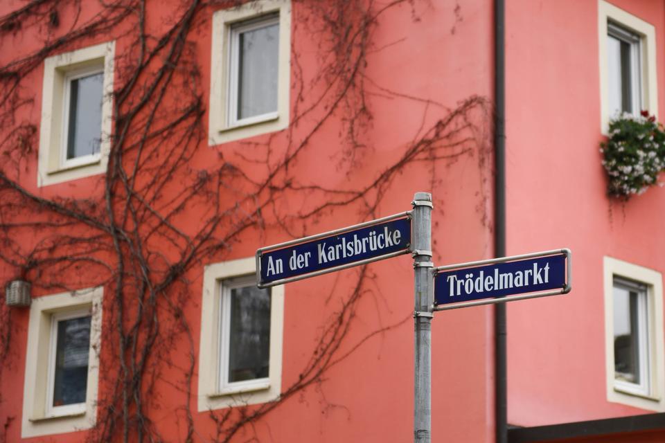 Christkindlesmarkt - jarmark bozonarodzeniowy w Norymberdze