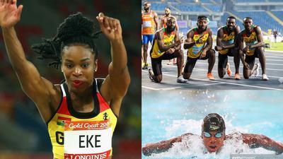 Tokyo Olympics: Meet the 14 athletes representing Ghana in various disciplines