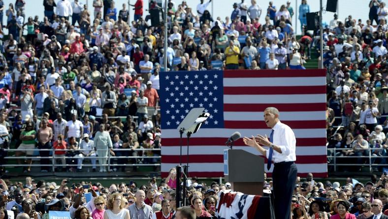 Kampania Baracka Obamy w stanie Virginia