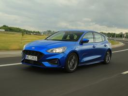 Ford Focus 1.0 EcoBoost – gazowa alternatywa