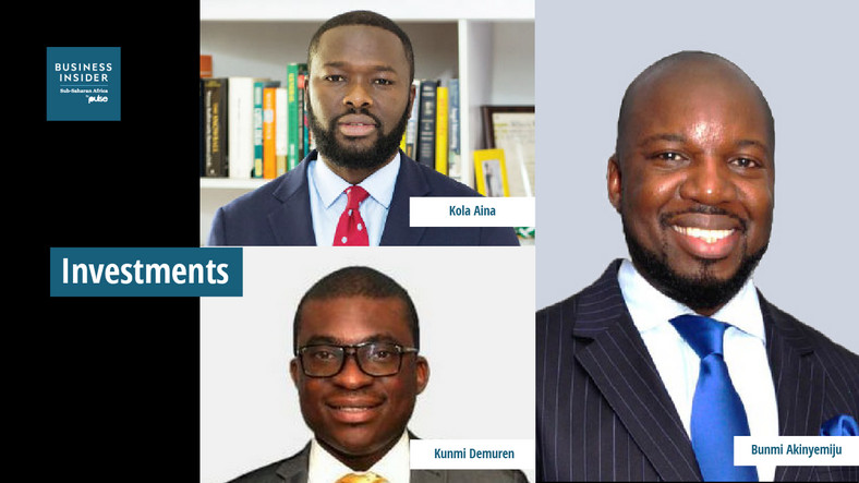 The 20 Most Important People in Nigerian Tech - Investment