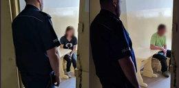 Kompletnie pijani rodzice balowali przed domem. Zostawili w mieszkaniu sześcioro małych dzieci...