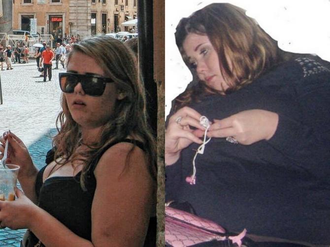 Imala je 120 kilograma i bila je OČAJNA! A zbog ovog trika sa KAŠIČICOM danas je manekenka!