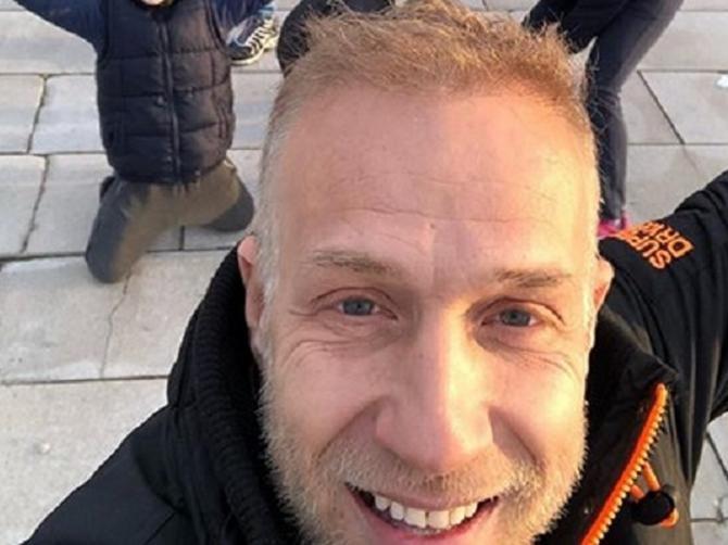 """""""Koja je to ŠIMPANZA"""": Kalinić pokazao kako izgleda PROSEČNA SRPSKA PORODICA i Instagram vrišti od smeha!"""