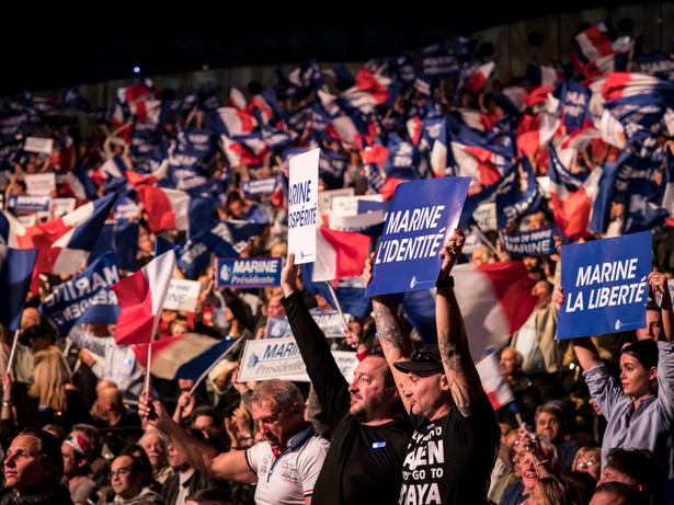 Wysokie poparcie dla Frontu Narodowego wśród robotników we Francji utrzymuje się od 20 czy nawet 30 lat.