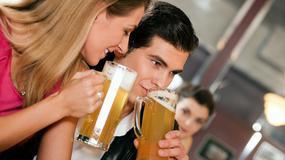 Polak nadal rzadko pije piwo w pubach