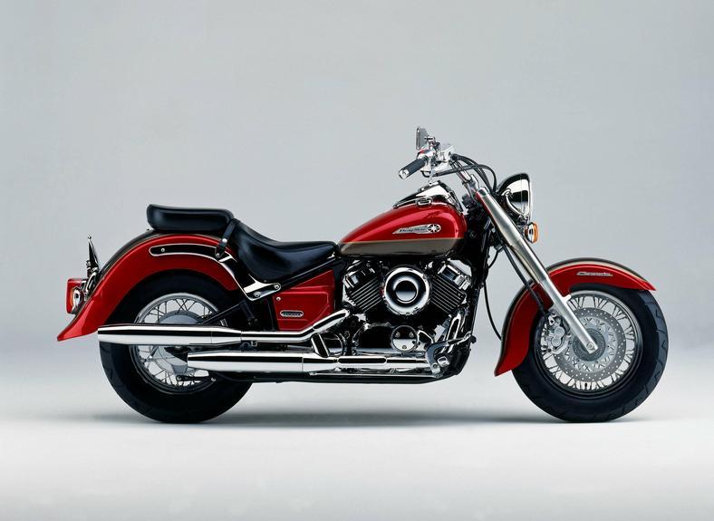 u ywana yamaha xvs 650 drag star ma y wielki cruiser moto. Black Bedroom Furniture Sets. Home Design Ideas