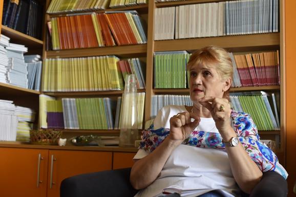 Biljana Lajović iz Ministarstva prosvete, nauke i tehnološkog razvoja