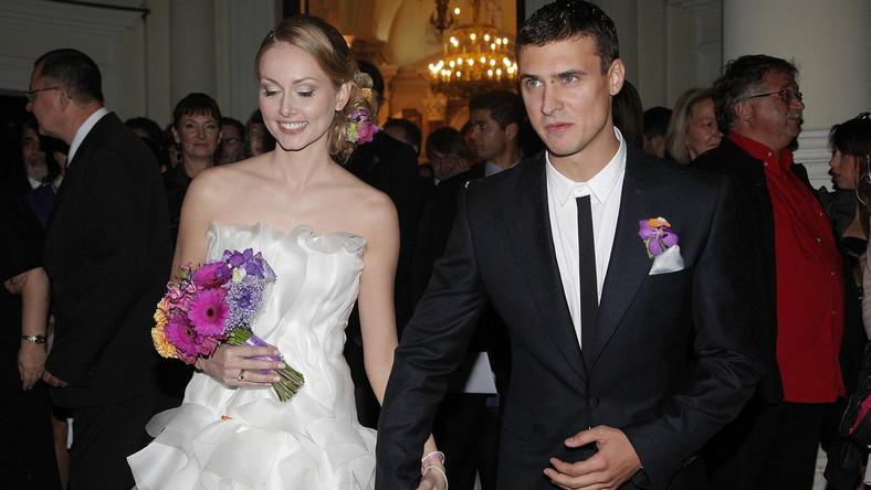 Tak wyglądali w dniu ślubu