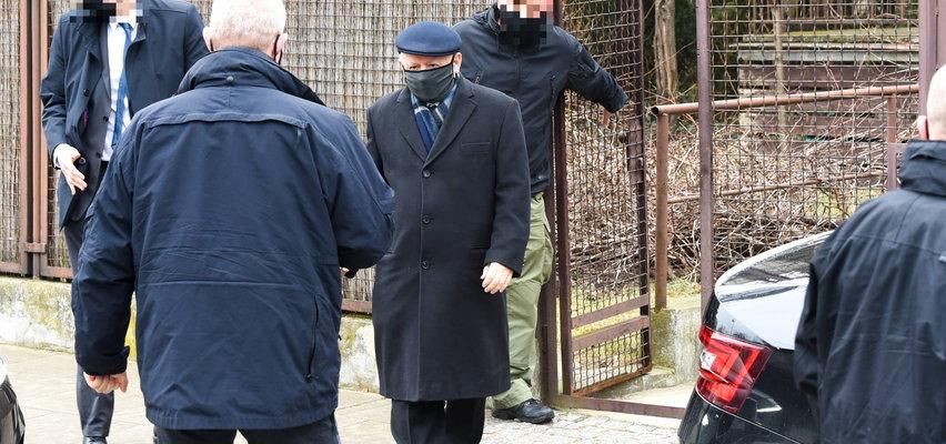 Ochrona Kaczyńskiego. Jest oświadczenie