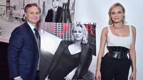"Impreza ""Du Jour"": ściśnięta gorsetem Diane Kruger"